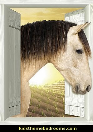 theme bedroom horse bedroom decor horse themed bedroom decorating