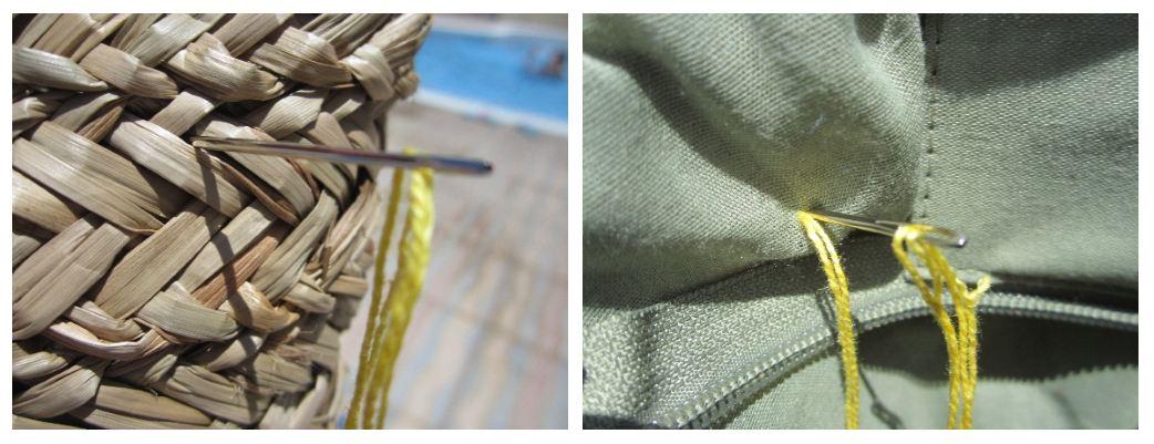 mis nancys, mis peques y yo, tutorial DIY cesta playera coser borla