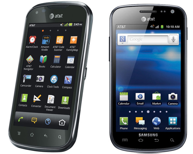 Samsung Exhilarate i577 AT&T
