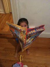 De como Angely Taís, Descubrió el discreto encanto de leer en el baño