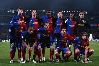 10 Barca Players Tested by UEFA Doping