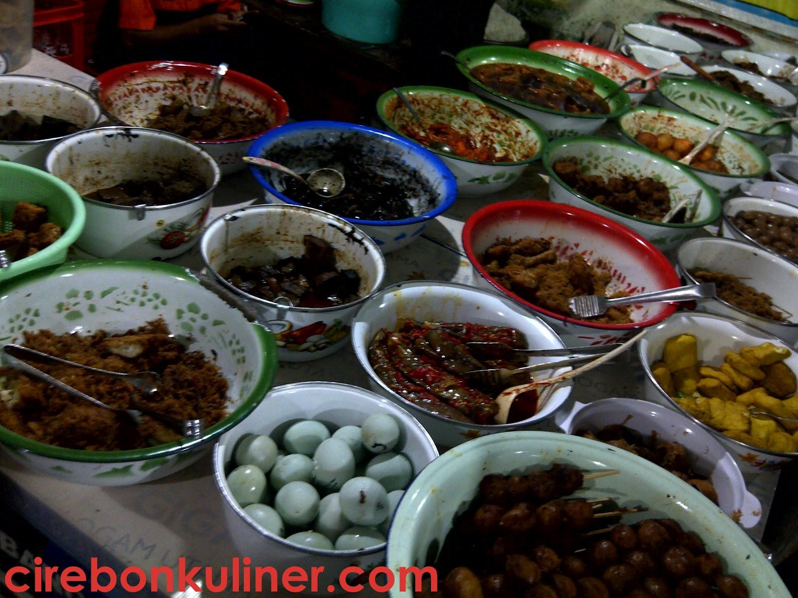 Nasi Jamblang Ibu Nur Info Kuliner Di Kota Cirebon