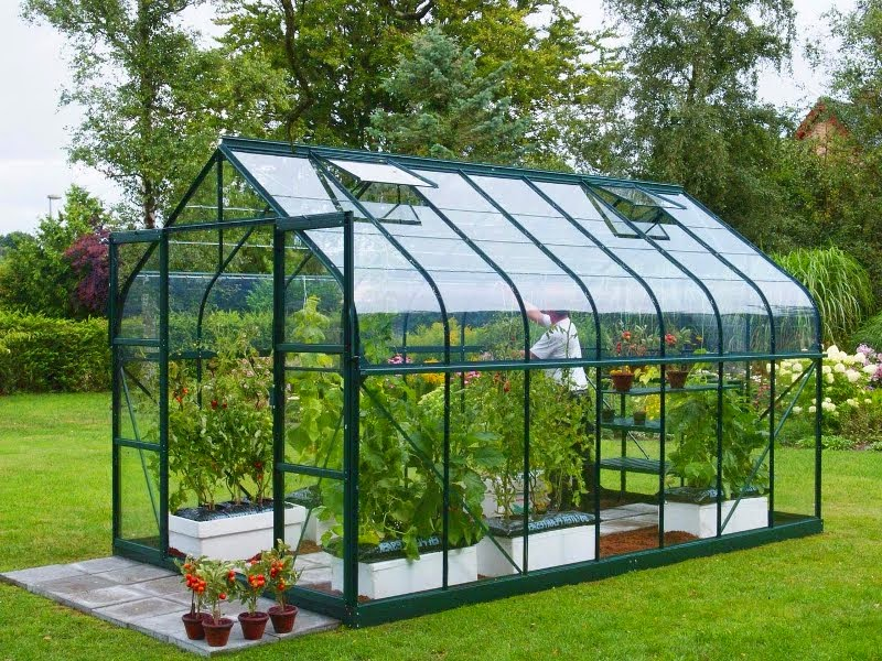 BUILDING A GREEN HOUSE PLANS