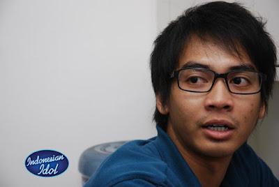 ivan saputra indonesian idol 2012