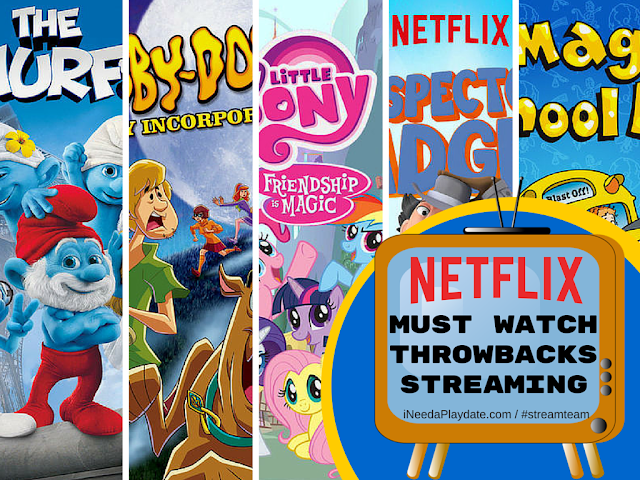 14 Must Watch Throwbacks on @Netflix #streamteam
