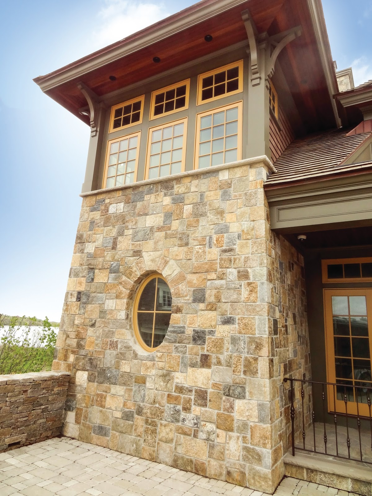 Fireplace stone thin natural veneer by stoneyard - 3 Stone Install Tips How To Use Thin Veneer Corners To Elevate Your Design