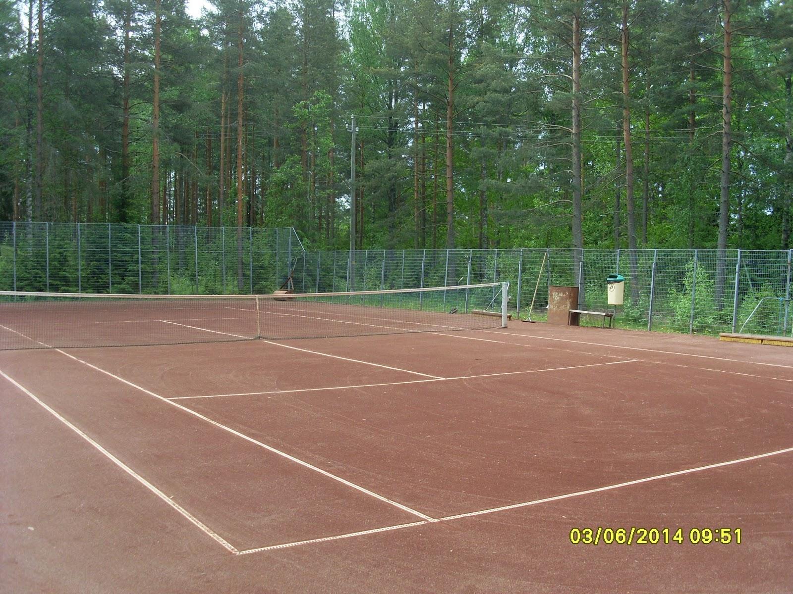 Ylöjärven tenniskentät