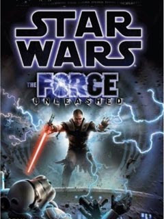 Screenshots of the Star Wars:The Force Unleashed for java mobile, phone.