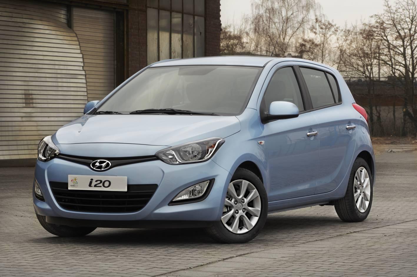 hyundai cars - i20 - hyundai small cars - i 20 new car