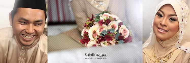 diorang dah kahwin Sharil+azreen 28.05.2011