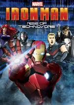 Người Sắt: Sự Nổi Giận Của Technovore - Iron Man: Rise of Technovore