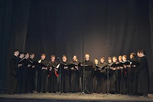"""Grupul Psaltic """"Robii Domnului"""""""