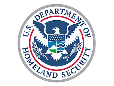 us department of homeland security logo, eagle, defense, united states