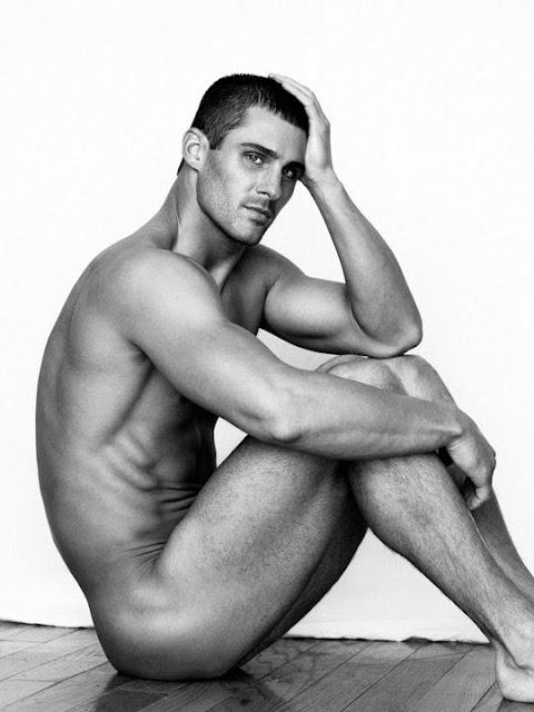 from Zavier derek richardson model nude