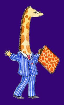 Giraffe dad Raph G. Neckmann - Ingrid Sylvestre
