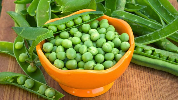 Legumes Like Pea (The Source of ω-3 Fatty Acids)