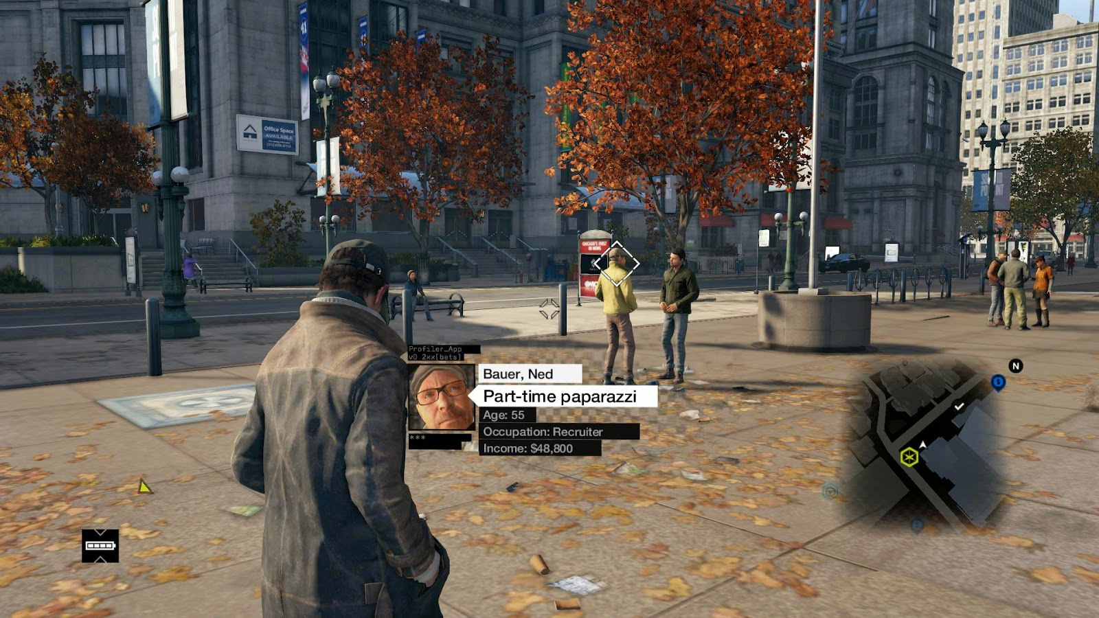 Sociology of short facts: Watch Dogs and the post-identity