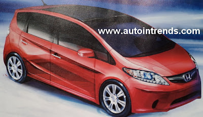 Next Generation Honda Jazz 2014 Honda Cars Next Generation