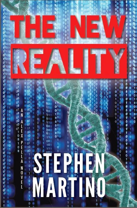 Stephen Martino 's Medical, Christian, Political Thriller: The New Reality