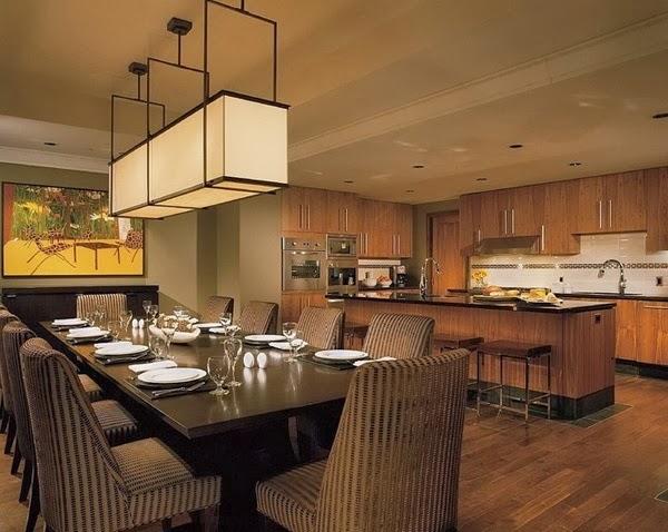 11 contoh desain ruang makan keluarga design rumah