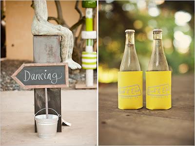 semplicemente perfetto wedding giallo wedding chicks