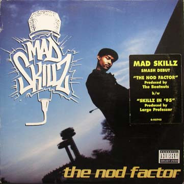 Mad Skillz – The Nod Factor (VLS) (1995) (320 kbps)