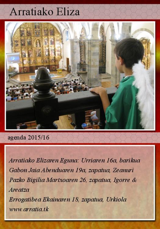 Agenda 2015-16