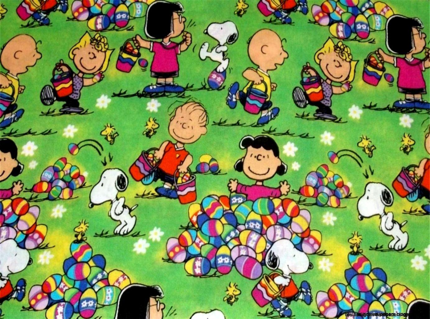 Best 1000 screensaver Snoopy easter screensaver