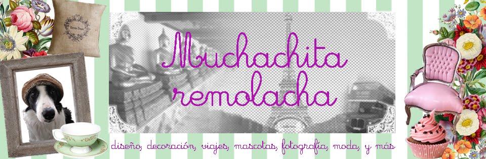 Muchachita Remolacha