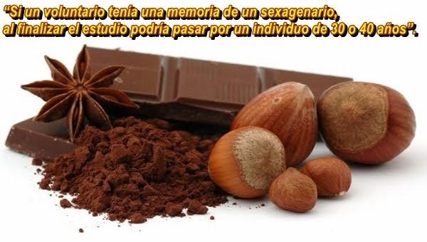 El consumo de chocolate mejoraría tu memoria