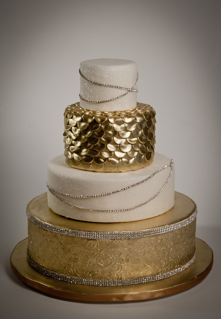 Wedding Inspirations Found 9 Beautiful Wedding Cake