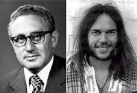 Henry Kissinger gegen Neil Young