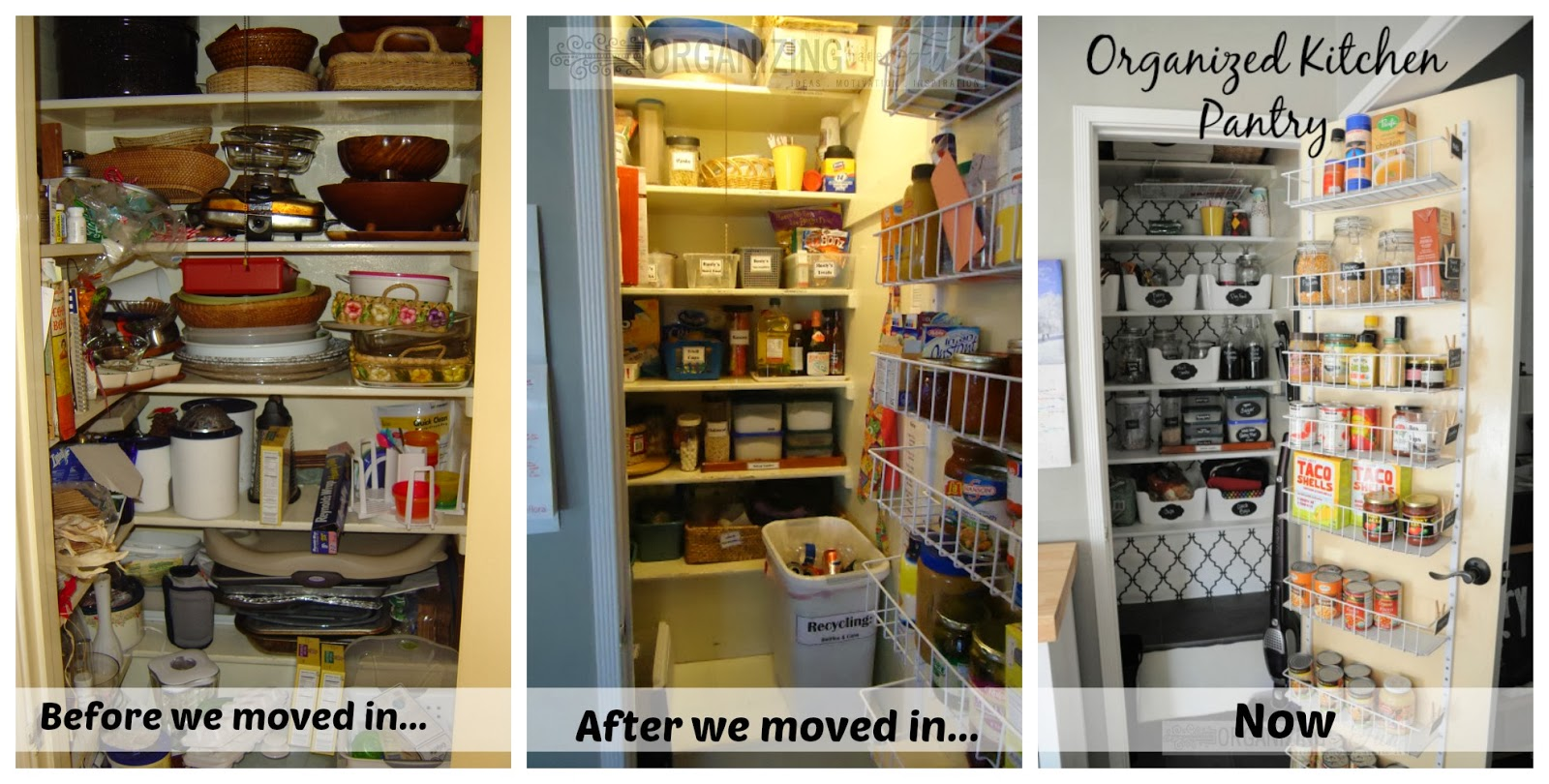 Fabulous Pantry Details Part 2 A Giveaway Organizing