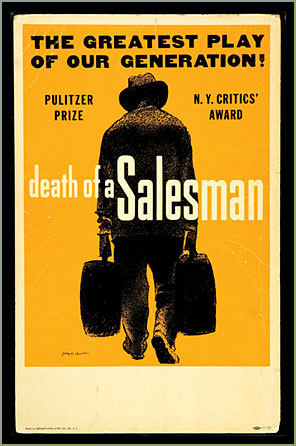 an overview of characters from death of a salesman by arthur miller Death of a salesman is a 1949 play written by american playwright arthur miller summary willy loman returns compared to tennessee williams and beckett, arthur miller and his death of salesman were less influential.