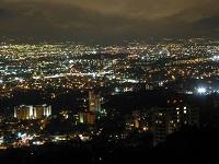 Sonidos del cielo en Costa Rica 9 de enero de 2012