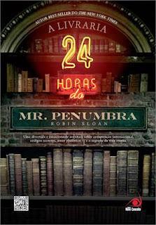 A livraria 24h do Mr.Penumbra