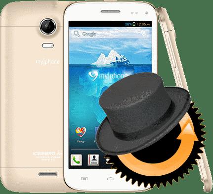 myphone iceberg slim cwm