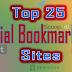 Free High Pr Dofollow Social Bookmarking Sites List