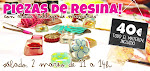 Taller resina - 2 marzo 2013