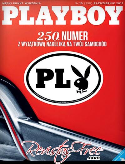 Kroliki i Króliczki - Playboy Poland - Outubro 2013