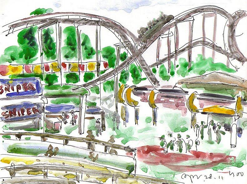 Seoul Urban Sketchers:...