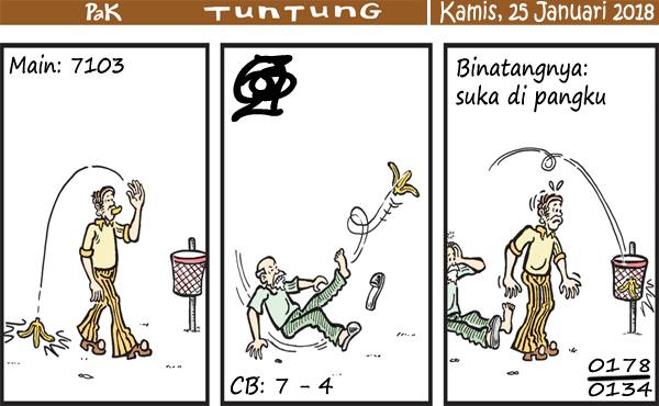 Prediksi Gambar Pak Tuntung Kamis 25 01 2018