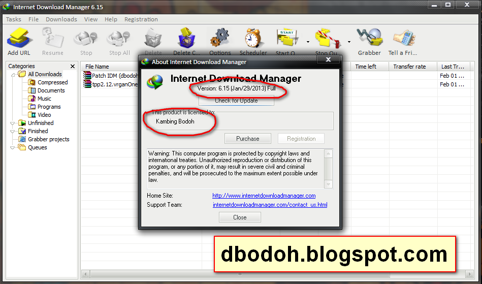 Free Download IDM Versi 6.15 Full Version + Patch dan Serial Number Terbaru