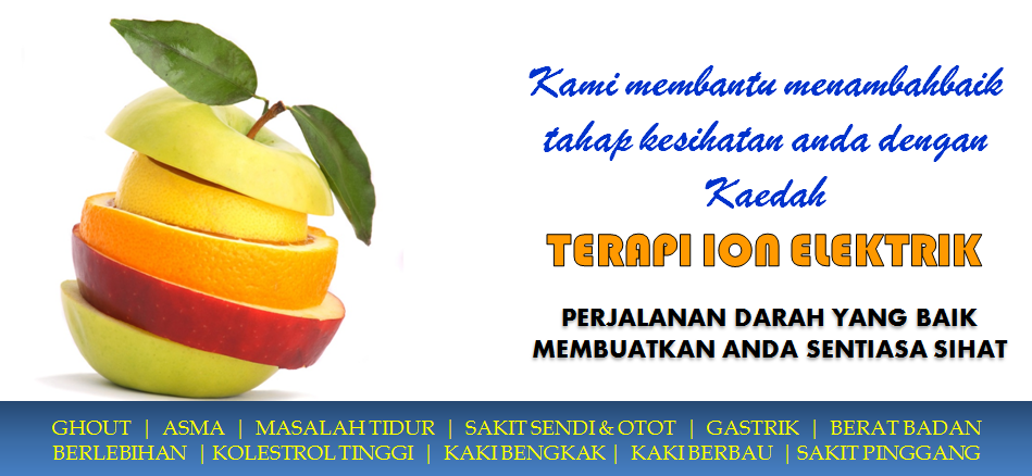 Terapi Ion Elektrik Darul Iman