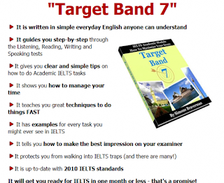 IELTS target band 7 by Simone Braverman