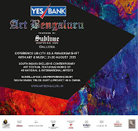 YES BANK Art Bengaluru 2015
