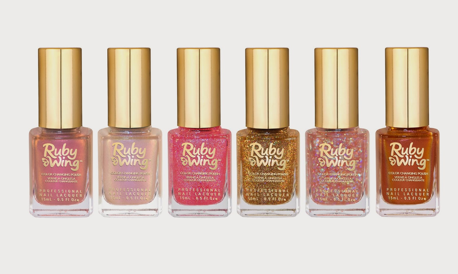 Ruby Wing Color-Changing Polish & Zoya Pixie Dust | yvestyle