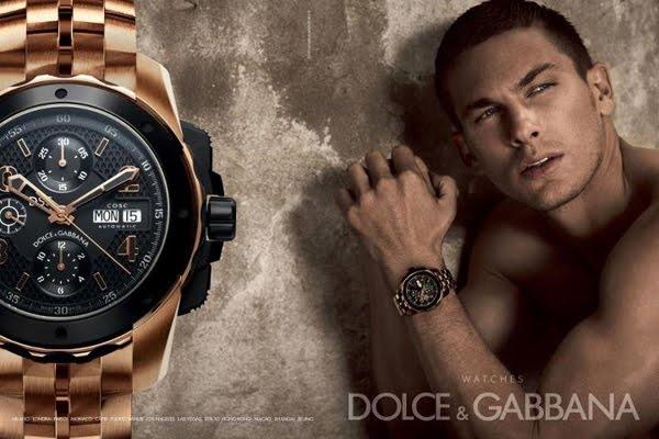 colección relojes Dolce Gabbana 2012