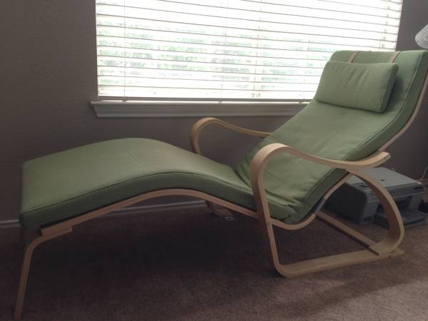 Ikea poang chair craigslist for Chaise rocking chair ikea