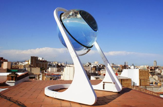 This Glass Sphere Might Revolutionize Solar Power On Earth